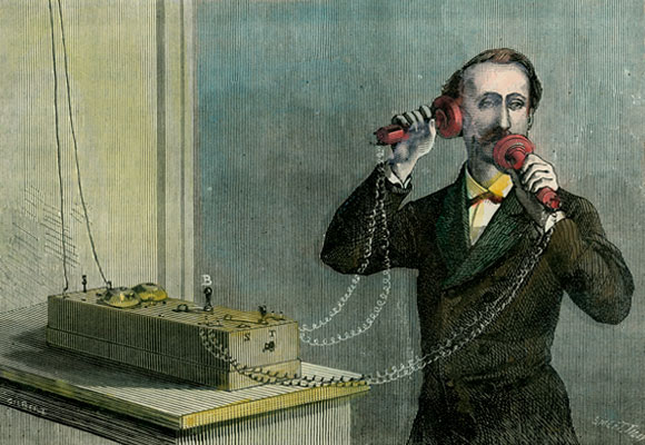 בל והטלפון