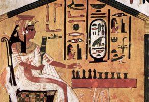 קול מהעבר: משחקי לוח עתיקים