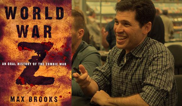מקס ברוקס וכריכת מלחמת העולם Z