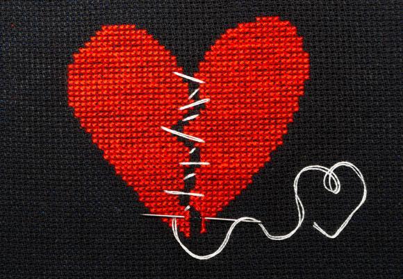 לב שבור - אילוסטרציה