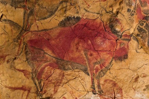 שור במערת אלטמירה
